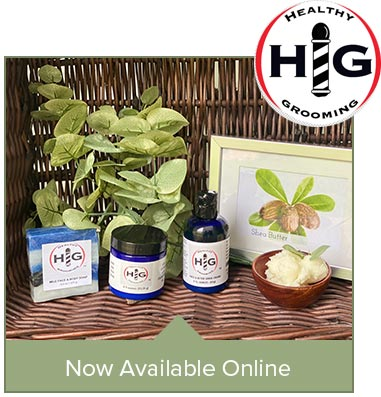 healthy grooming now available online
