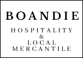 BOANDIE - Hospitality and Local Mercantile